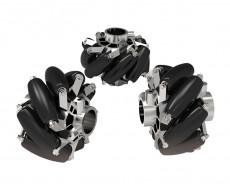 Mecanum roller